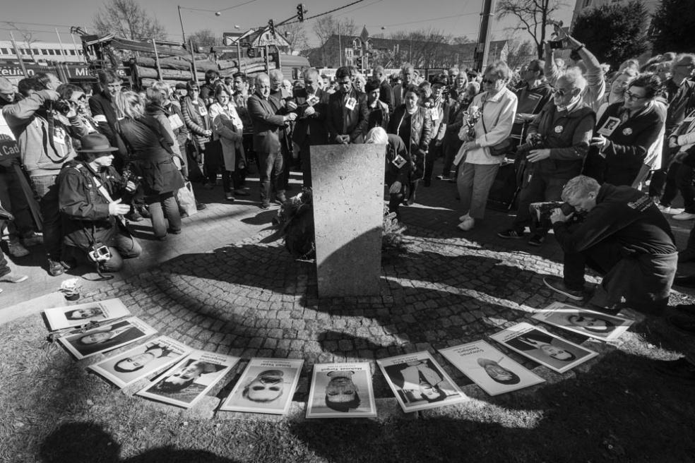 Gedenktag an die Ermordung von Halit Yozgat